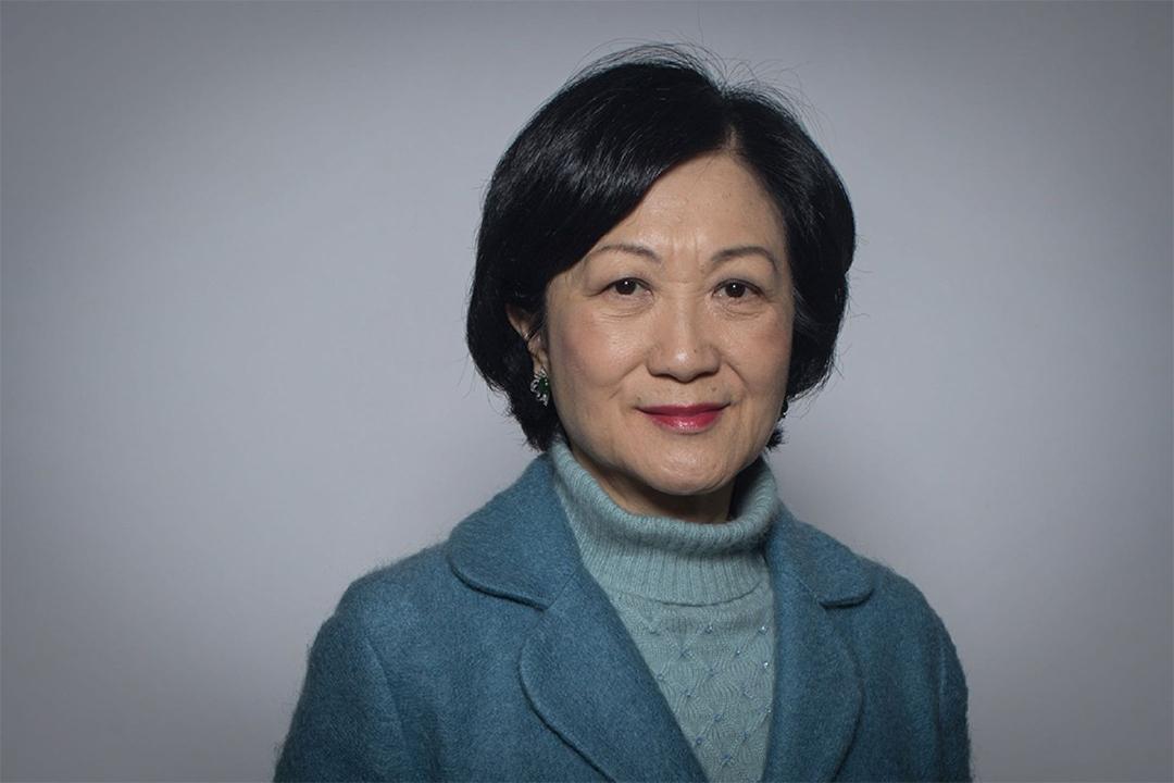 2017特首選舉候選人葉劉淑儀。