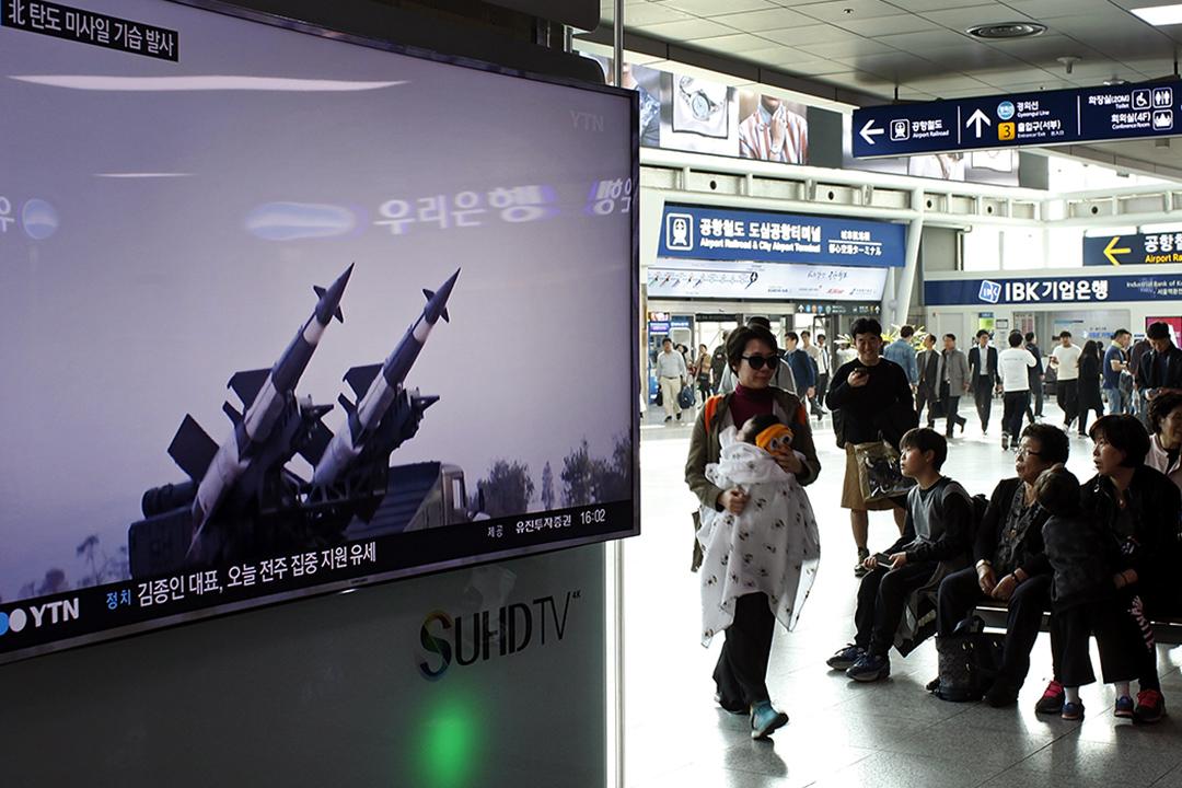 中國禁止入口北韓煤,對北韓核試施加壓力。