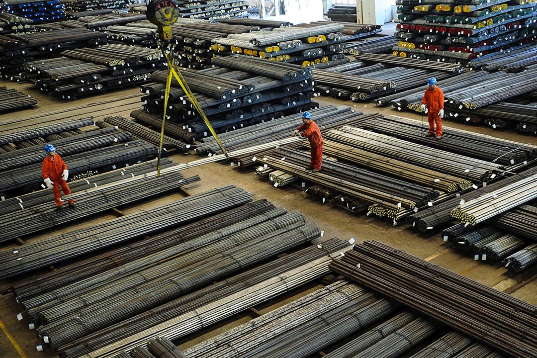 中國東北工業省份遼寧省去年經濟產出下滑23%。