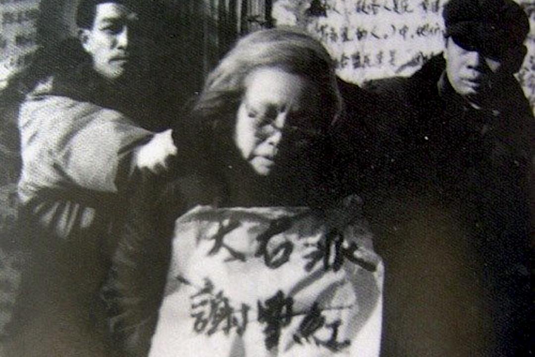 曾參加二二八事件的謝雪紅,最後都投靠北京政權,並且成立台灣民主自治同盟,曾經歷整風運動、反右運動、文化大革命的政治迫害。