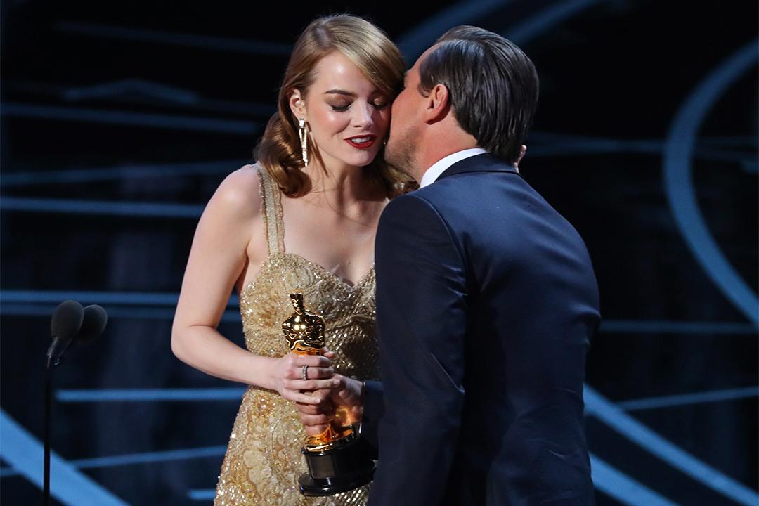艾瑪史東 (Emma Stone) 取得最佳女主角。