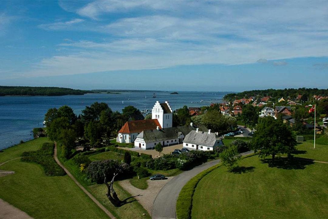 菲因島(Funen)的Svendborg鎮。