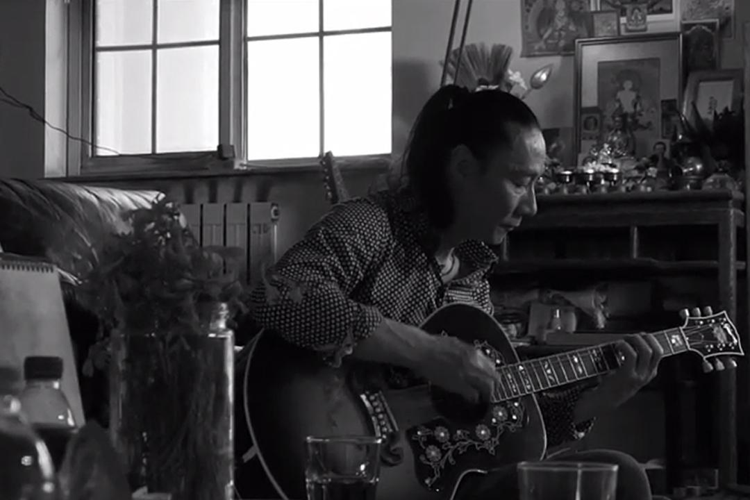 《少年心氣:中國搖滾三十年訪談錄》劇照。