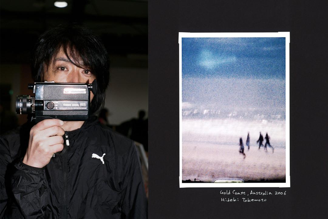 由2004年開始,竹本英樹用超八米厘攝錄機作品「意識の素粒子」,系列中每一個靜止的影像,全部取自於一秒十八格的影片。
