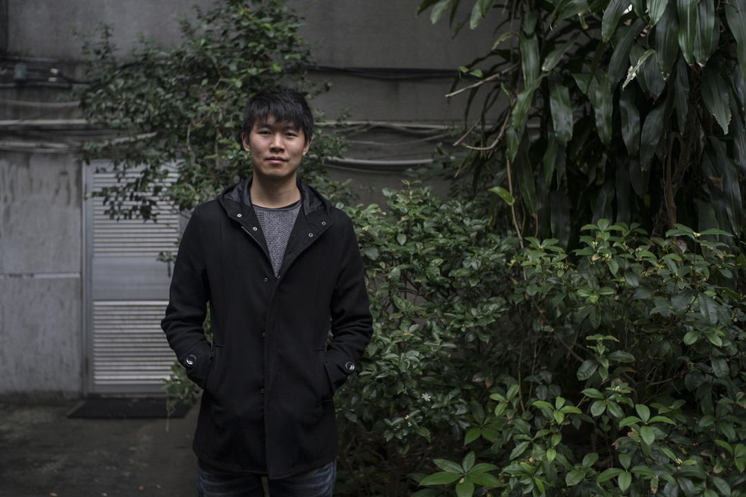 《通靈少女》導演陳和榆。