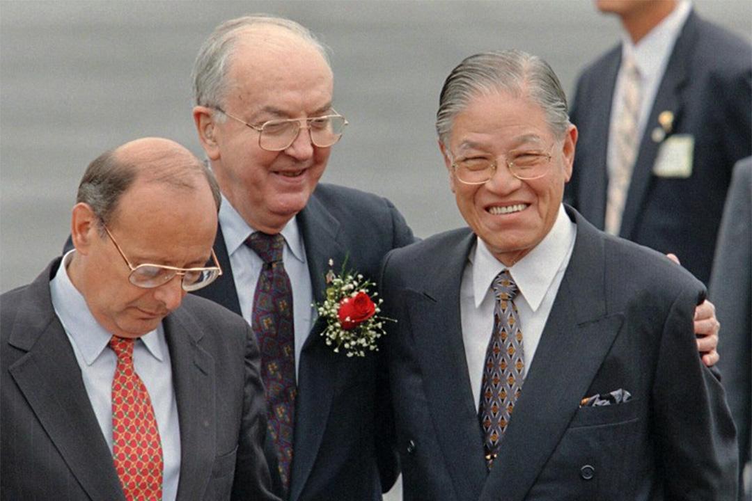 台灣卸任總統,何以接連在權力的邊界上失足?