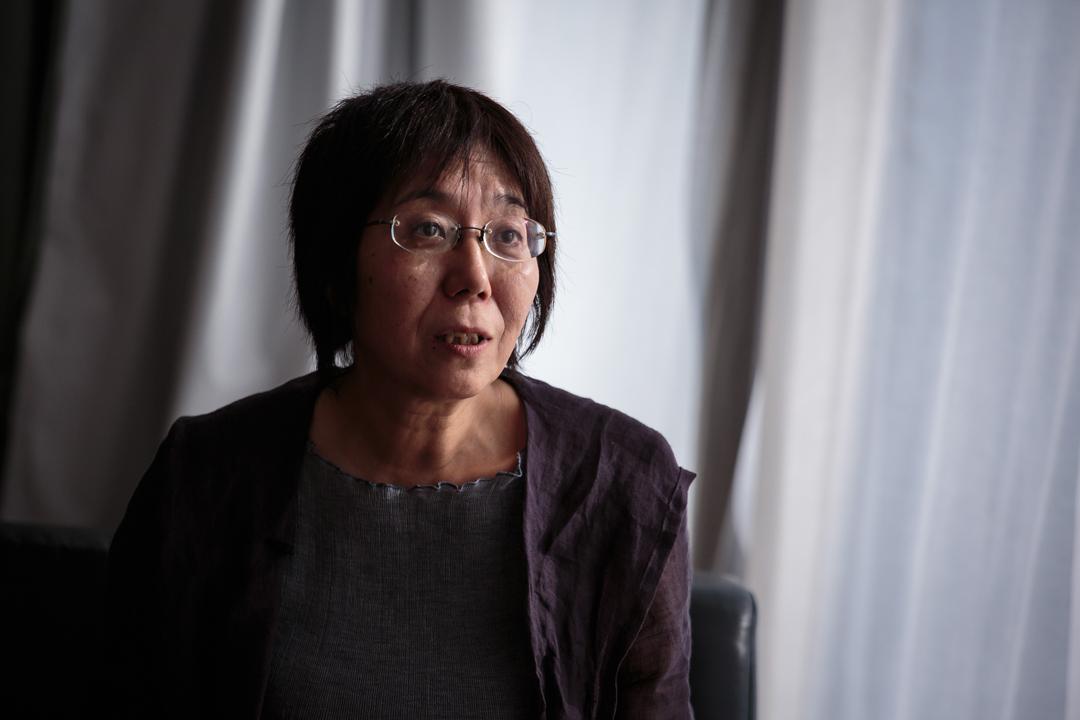 武俠小說譯者岡崎由美。