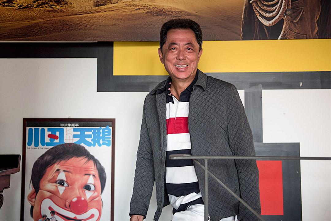 電影導演朱延平,曾拍攝多部膾炙人口的賀歲片,也曾拍攝《功夫灌籃》等兩岸合拍片。