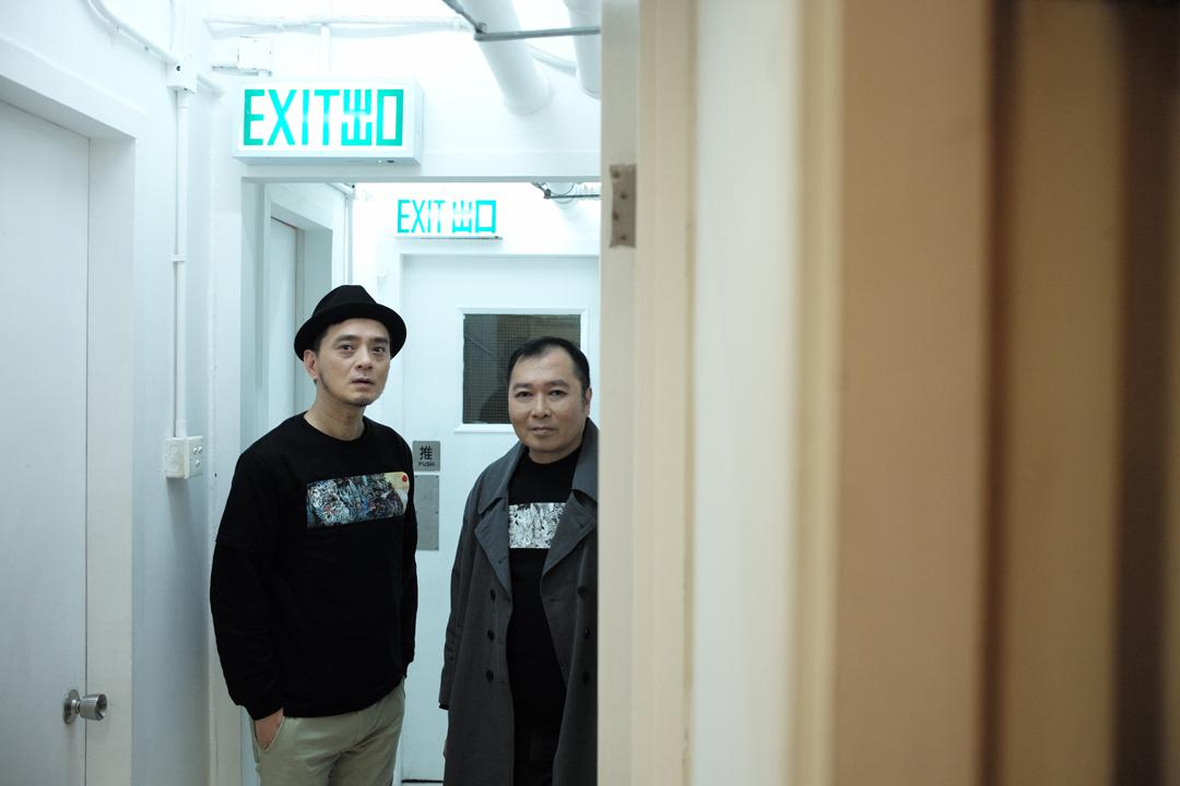 黃耀明:「80年代雖然當時剛剛出道,總是覺得有小小的希望。但現在,就會覺得香港怎麼是這樣的呢?不過我還是覺得我們會迎難而上。」