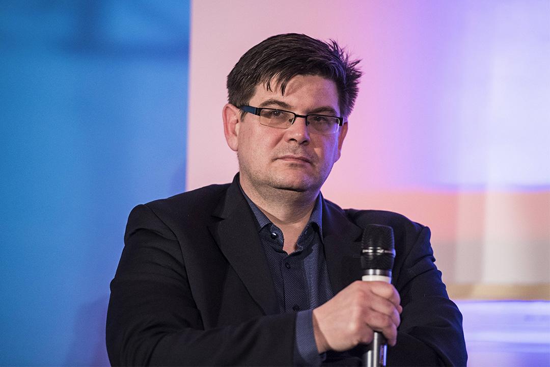 柏林洪堡大學社會系教授安德瑞·霍爾姆(Andrej Holm)。