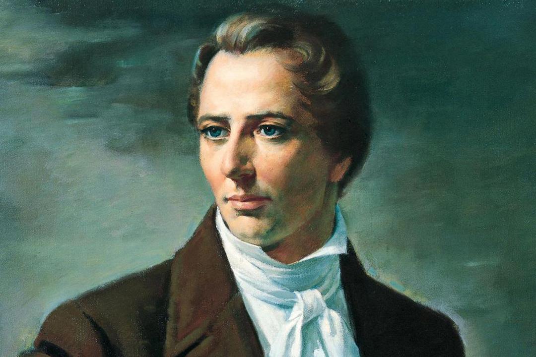 Joseph Smith。