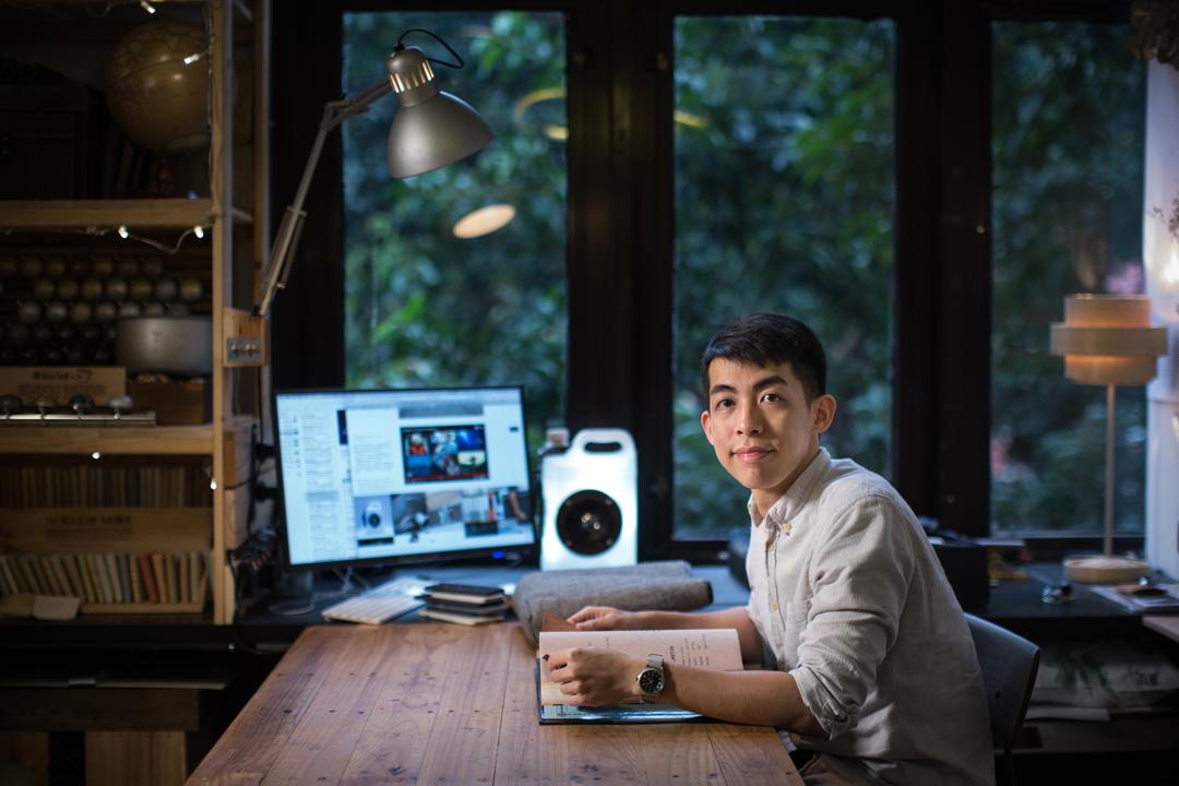 張瑋晉(Kevin Cheung):「設計師就是去解決問題,能夠扭轉物件用途讓它重生,我覺得很有意義。」