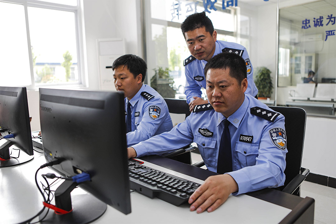 九成中國公務員健康指標異常。