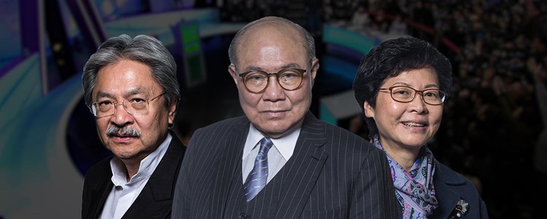2017年3月14日的首場行政長官選舉辯論中,端傳媒同步進行了事實核查。
