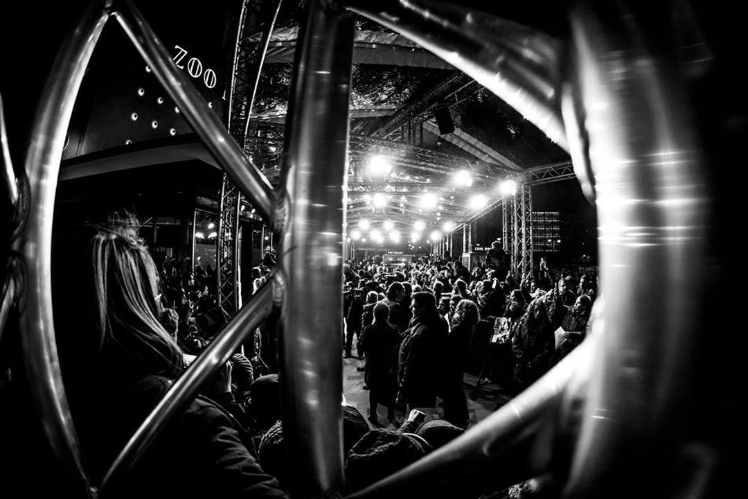 2017柏林影展現場。