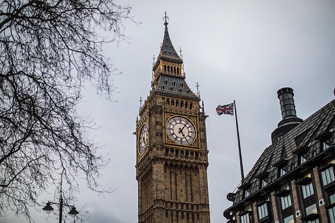 英國上議院以358票對256票,拒絕通過英國政府退出歐盟的議案。