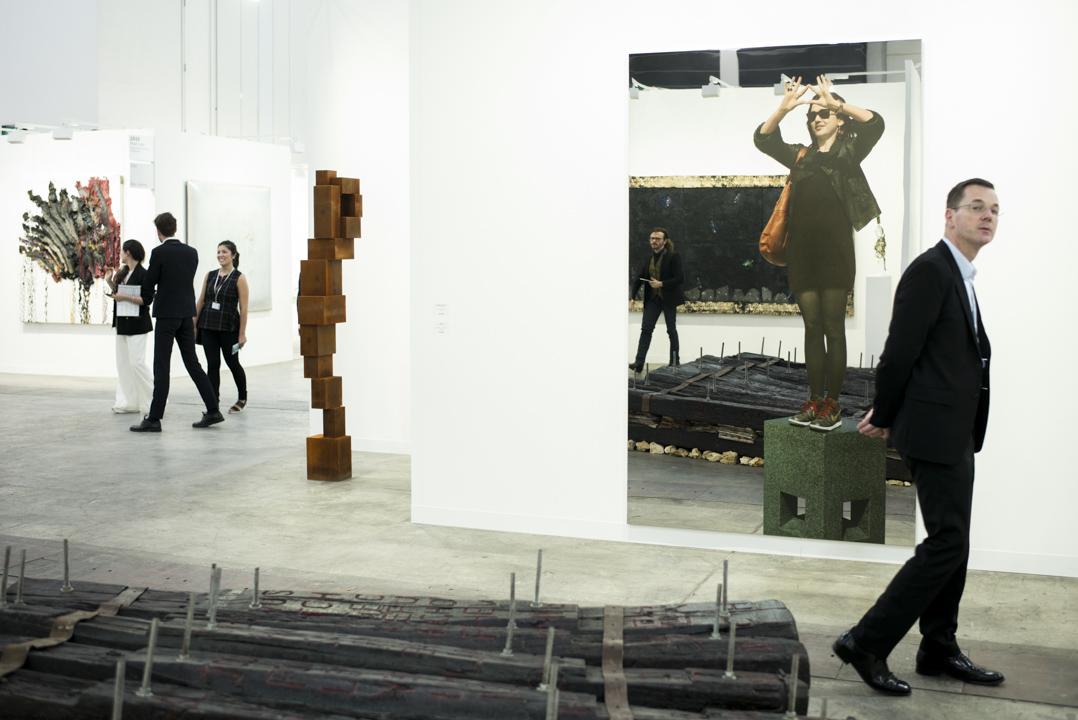 巴塞爾藝術展,匯聚不同國家及地區超過200家頂級藝廊,帶來年輕藝術家以至當代大師的優秀藝術品。