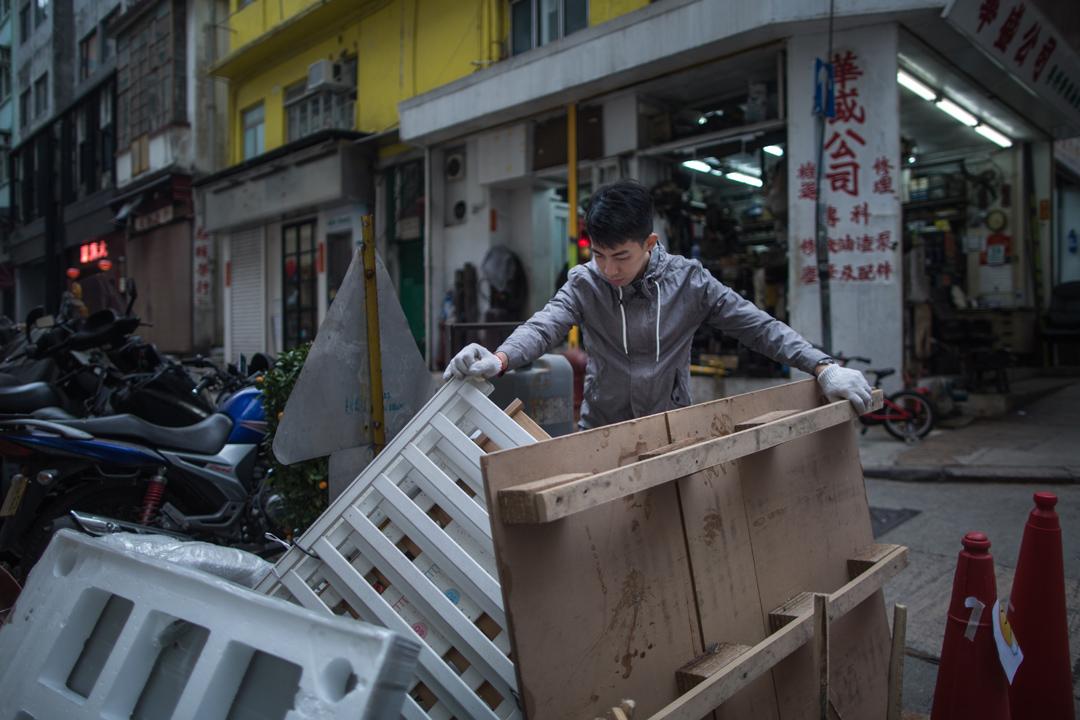 張瑋晉(Kevin Cheung):「我就視這些『廢物』為香港的原材料,因為我看得出他們還有用處、還有生命力。」
