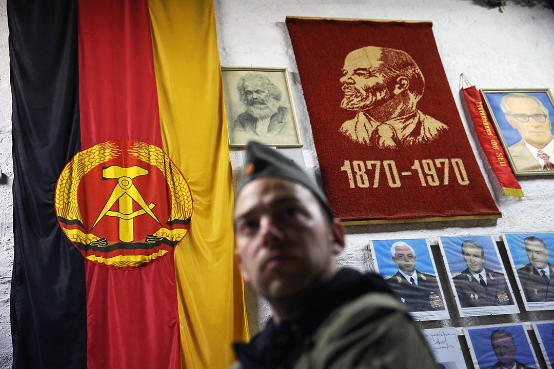 對美國千禧一代來說,「社會主義」不是一個污名,不過很多人不知道誰是毛澤東、列寧。