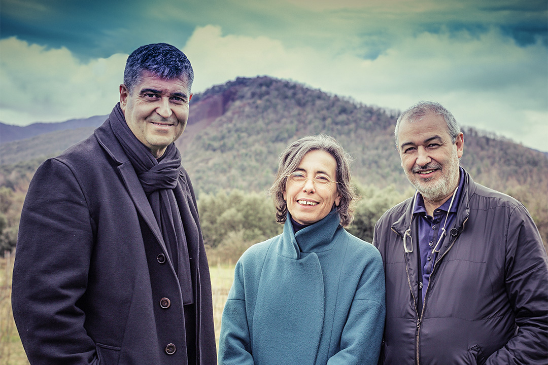 Rafael Aranda、Carme Pigem和Ramon Vilalta被評為2017年普利茲克建築獎得主。