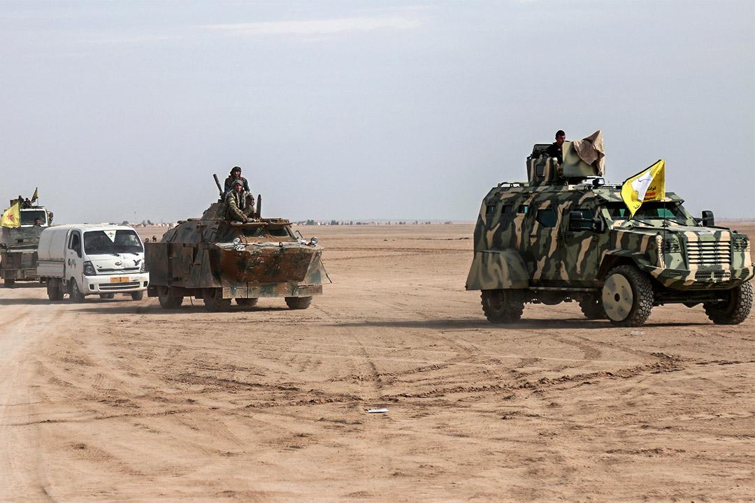 美國領導聯盟對ISIS空襲過程中,造成至少33人死亡。圖為敘利亞拉卡。