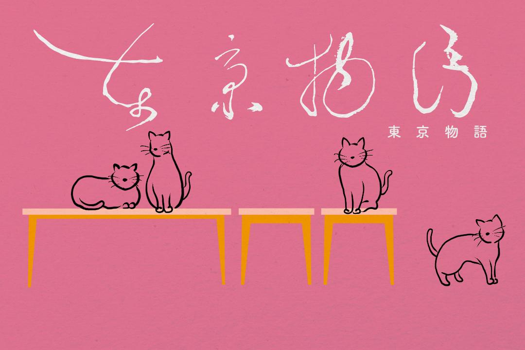 不少剛搬來的朋友,會向我抱怨不適應這裏的生活,不知道如何跟日本人相處時,我常會建議他們不如先養隻貓。