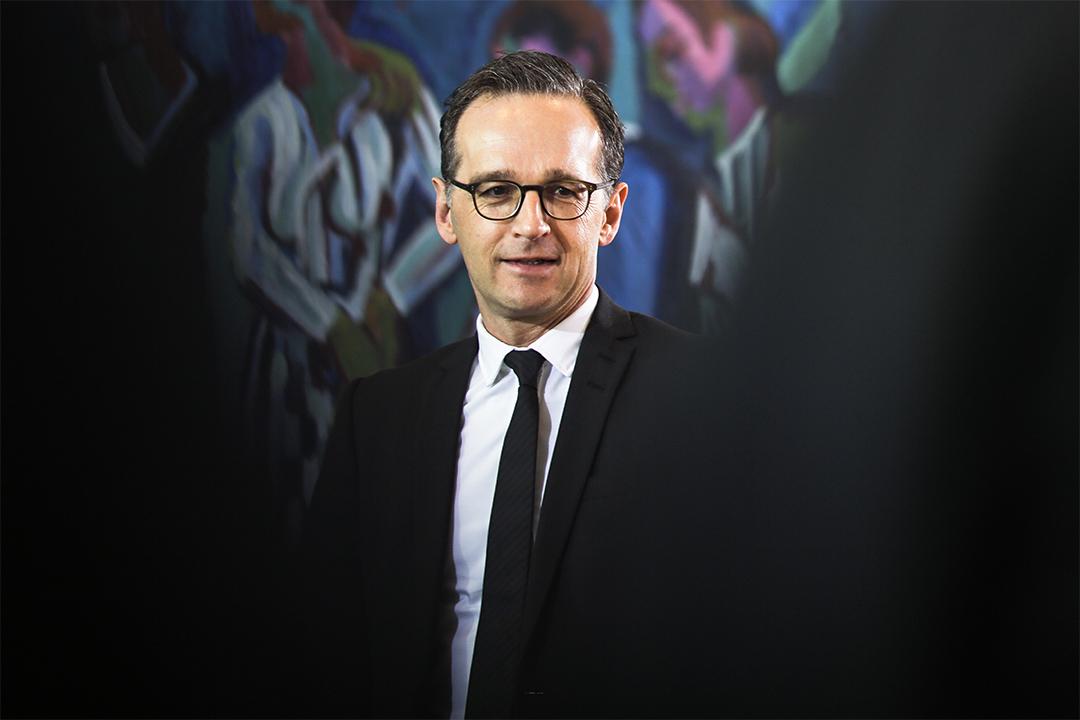 馬斯(Heiko Maas)指社文媒體如不積極應對仇恨言論將面臨巨額罰款。