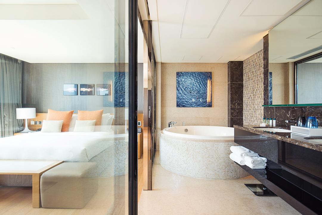 如心南灣海景酒店。