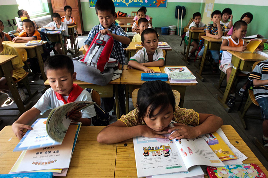 中國的民辦與公辦學校的質量差距越來越大,公辦學校劣勢越來越明顯。