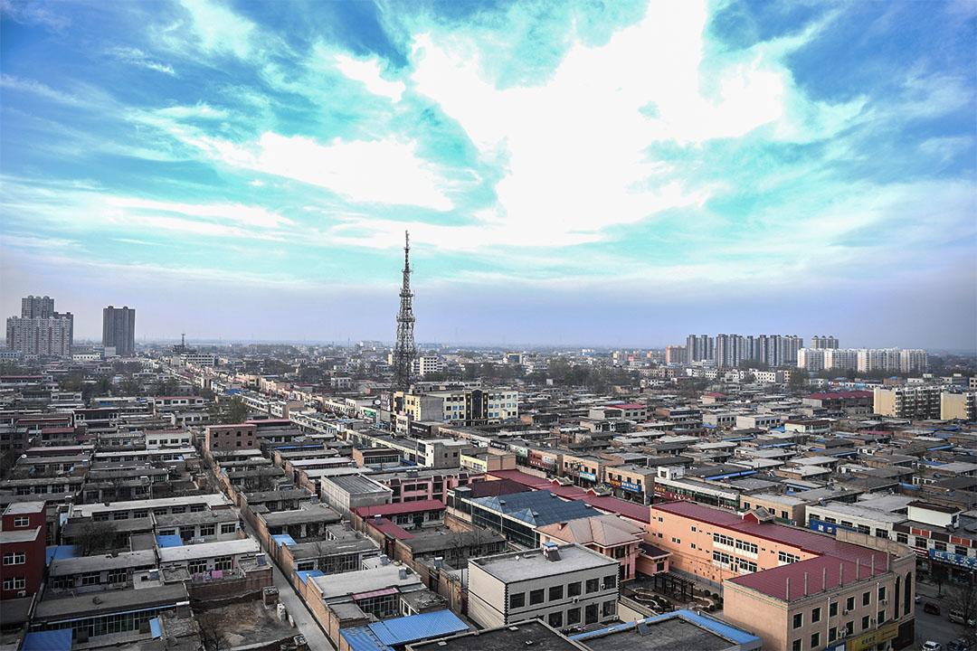 河北省保定市容城縣。