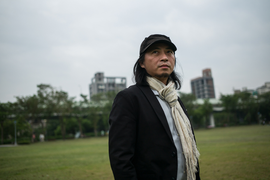 沈清楷:「對我來說,哲學思考、認真思辯,正可以幫助我們建立那個真正屬於台灣的內容。」