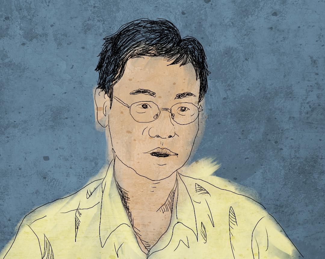 2012年4月底,警察來抄了一次家,蕭瀚被帶走八個小時。抄家過程像一場被反覆演習的噩夢。