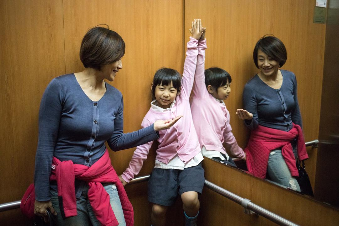 郝譽翔:「小孩心中是沒有圍牆的,我想透過旅行,延長她童真時的開闊心胸,保持好奇心與求知欲。」