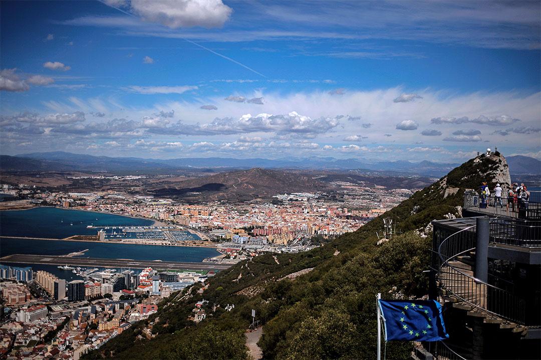 歐盟稱,直布羅陀只能納入與西班牙協議的貿易協議。