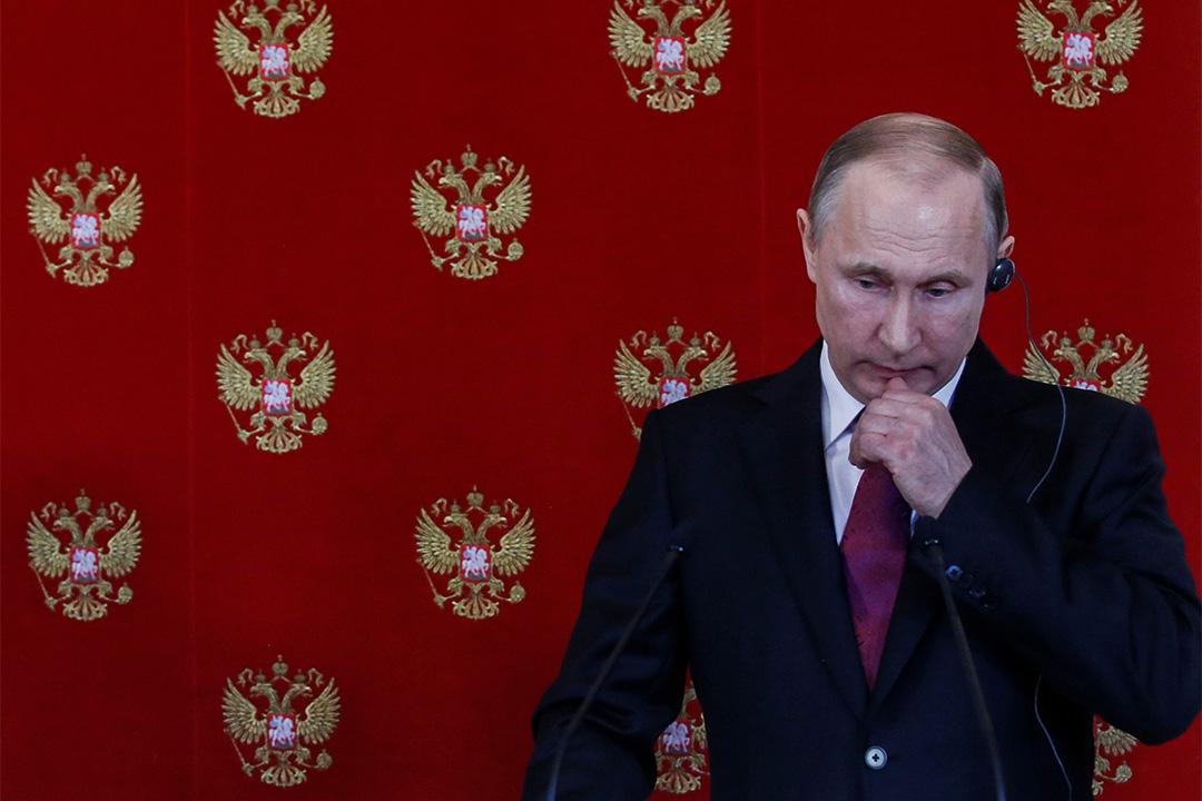 普京將加強對敘利亞政府的支持。
