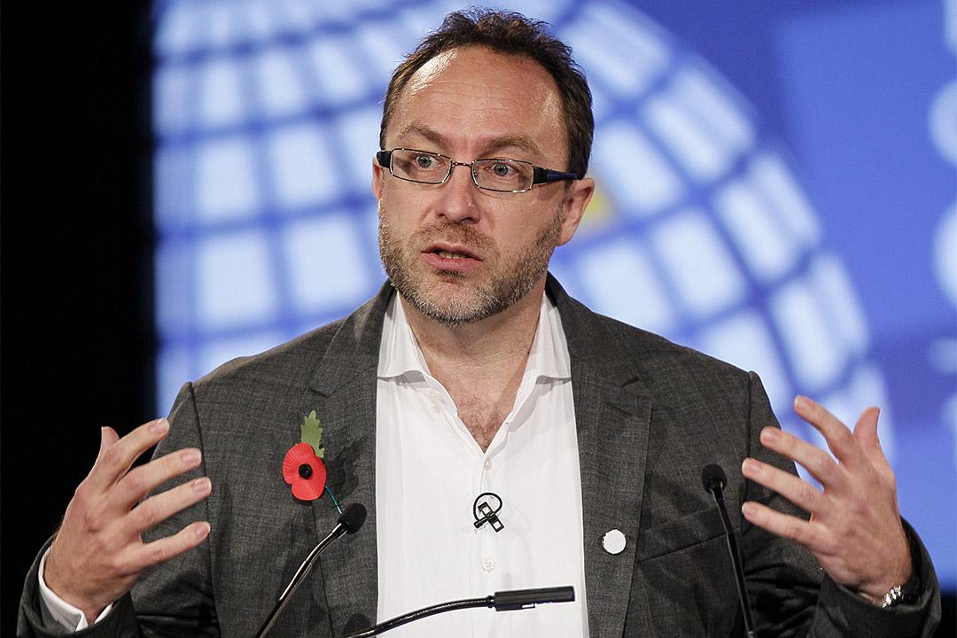 維基百科創始人 Jimmy Wales 建立新網站打擊假新聞。