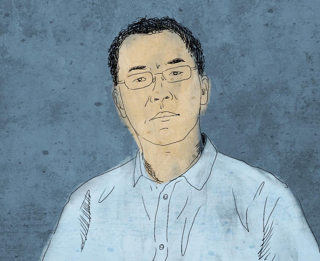 滕彪一度失蹤了70天,在出來後行動言論多受限制,現在被中國政法大學開除,流亡美國。