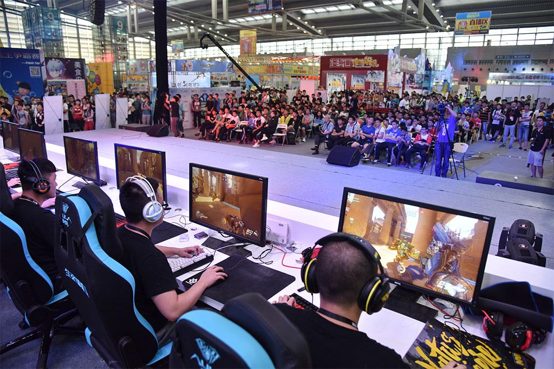 電子競技將成為杭州亞運會正式比賽項目。