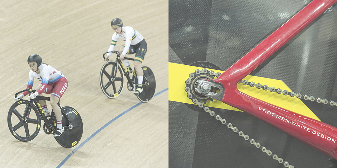 2017場地單車世界錦標賽。