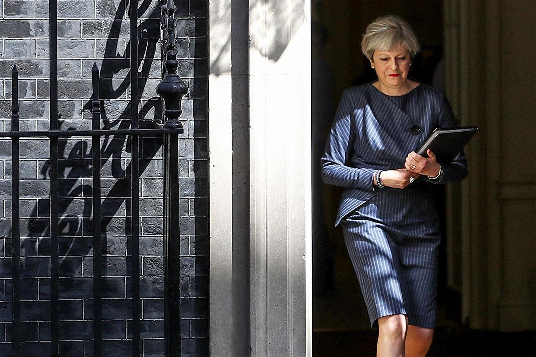 2017年4月18日,英國首相文翠珊宣布計劃提前大選。