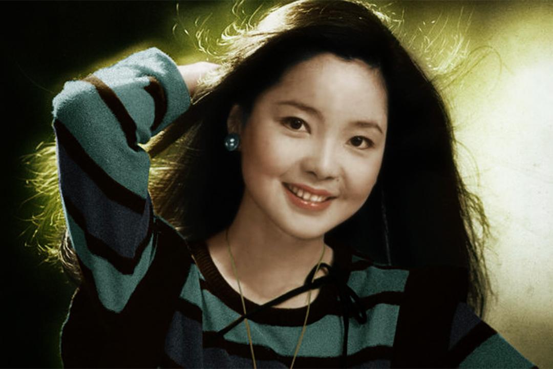 台灣歌后鄧麗君可謂大陸當局封殺港台藝人名單上的第一人。