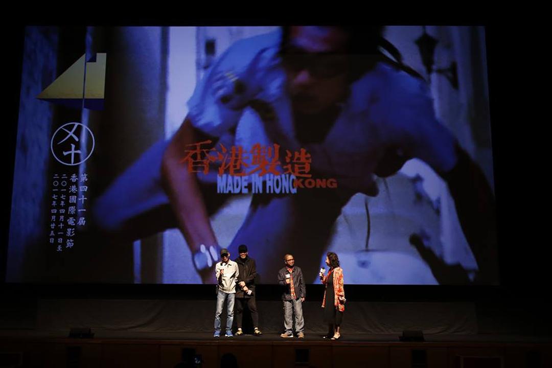 電影節第二日回顧:《香港製造》映後座談會。導演陳果與攝影師柯星沛、監製余偉國大談當初用過期菲林拍攝的困難及趣事。導演說20年後再看不知有何分別,監製笑說不如30年後重看,看看「50年不變」是否屬實。