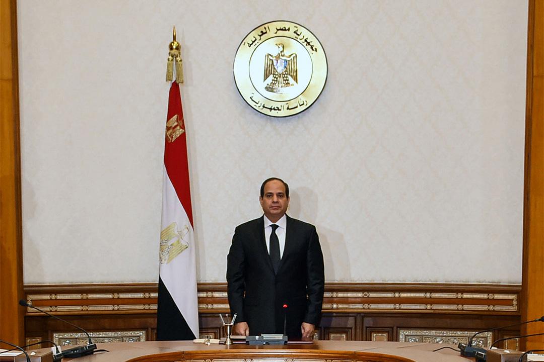 埃及總統 Abdel Fattah al-Sisi 宣布進入3個月緊急狀態。