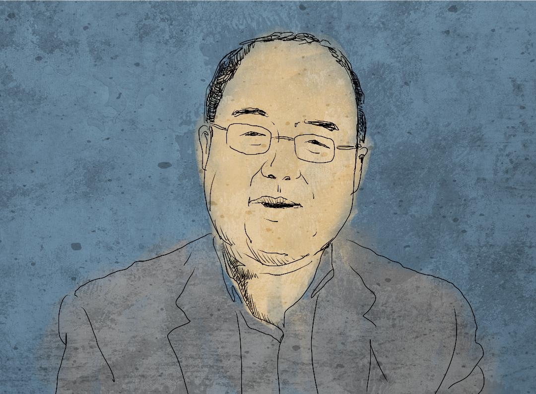 劉蘇里,萬聖書園創辦人。