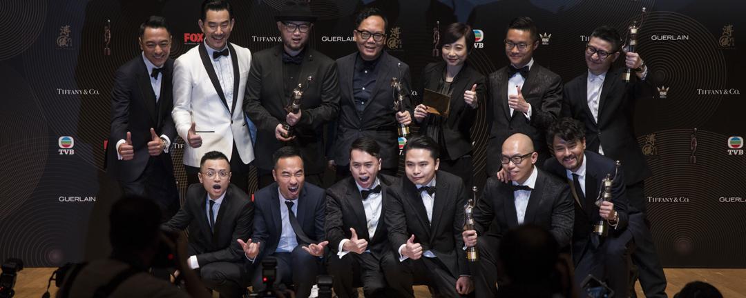 《樹大招風》於今屆香港電影金像獎囊括最佳電影、最佳導演、最佳男主角、最佳編劇與最佳剪接5項大獎成為大贏家。