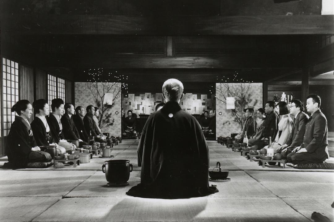 本屆桃園電影節「電影製造歷史」單元選片:大島渚的《儀式》劇照。