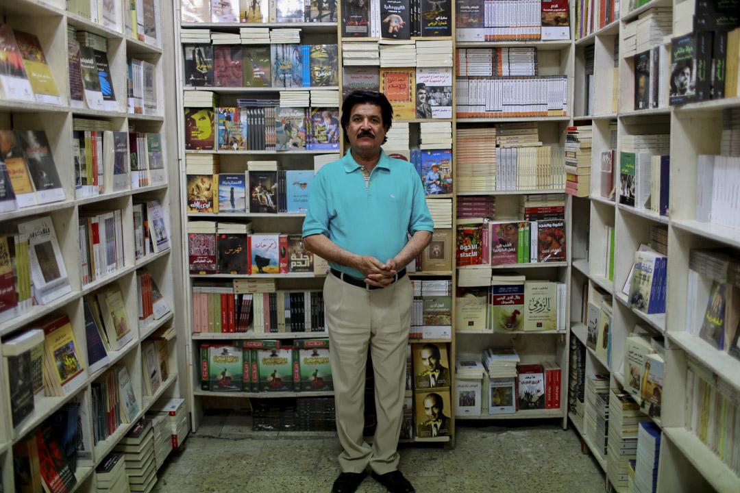 60歲的文具店店主 Sattar Muhsin Ali 覺得特朗普的政策會為中東地區帶來正面影響,「特朗普的核心政策是剷除恐怖份子,榨乾他們在世界各地的經濟支柱,及抑制支持恐怖主義的國家。」