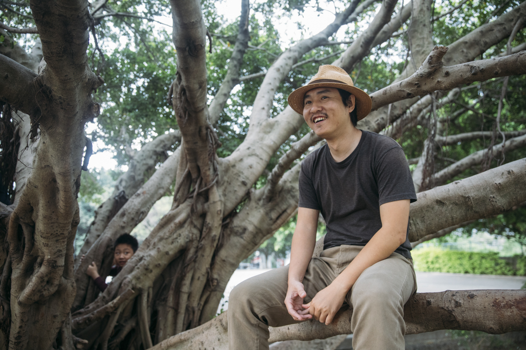 台北定居的新疆人木子鵬,創立了「遊牧行」,把台灣人帶到了藏區高原玉樹。