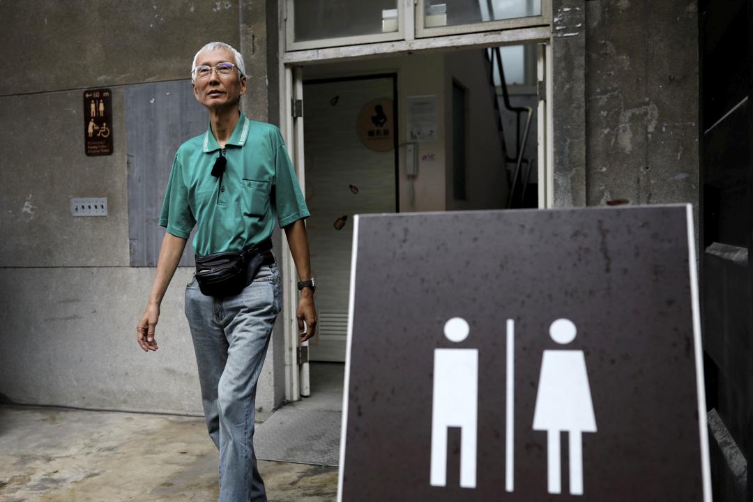 平權運動人士祁家威說:「如果台灣拒絕改變,就算發動革命,我們都會繼續努力將台灣變成一個彩虹國家。」