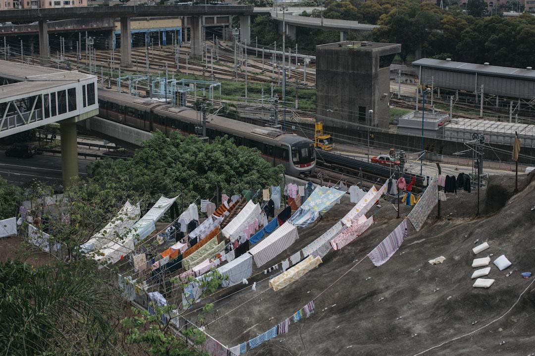 九龍灣彩盈邨。